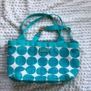 Kate Spade tote bag / versatile diaper bag
